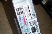 Mise à niveau de dc7600 Media PC