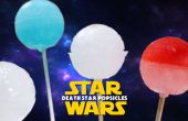 Star Wars Death Star Popsicles