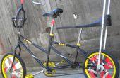 « VAPORISATEUR » = bicyclette Parade-Stretch Cargo