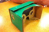 Visualiseur de smartphone de réalité virtuelle !