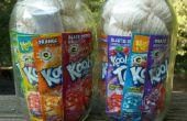 Kits de teinture de fils Kool-Aid - est un cadeau idéal !