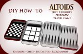 Jeux de voyage Altoids Tin - Pocket taille Fun