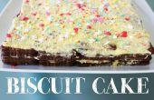 Recette de gâteau biscuit