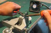 Recycler les vieux composants PCB