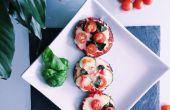 RECETTE | PIZZA aubergine