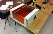 Coupe/graveur au Laser Arduino 2W