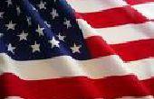 Comment plier correctement un drapeau américain