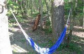 Cordon d'ancre de paracord hamac