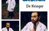 Costume d'Archer ombragé docteur Krieger de cellules