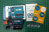 Comment charger des programmes à un Arduino UNO de Atmel Studio 7