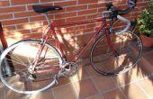 Reparacion de bicicleta de carretera (proyecto posible fixie)