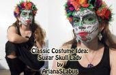 Idée de Costume classique : Sugar Skull Lady