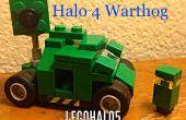 LEGO Halo Warthog !