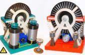 Machine électrostatique de Wimshurst
