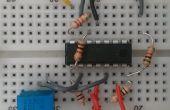 Mise en place d'une jauge de souche en utilisant un arduino