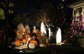 Terriblement amusant Halloween idées de décoration pour votre jardin