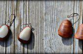 Facile bijoux bois et OS