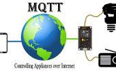 Contrôle d'appareils électroménagers à l'aide du nœud MCU via MQTT