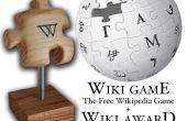 Le jeu du Wiki