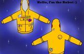 Je suis le Robot ! (Sketchbook Pro 6)