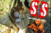Survivre dans le style (1) - œufs de softboiled