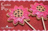 3 différentes façons de faire Cookie pop