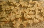 Croustilles de Tortilla de maïs maison