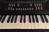 All of Me de John Legend Intro Piano