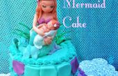 Gâteau de la mère de sirène