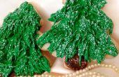 Cookies d'arbre réaliste