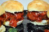 Comment faire des curseurs de boulette de viande italienne