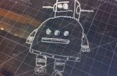 Gravure à l'eau-forte les Instructables Robot