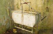 MACHINE à laver main-propulsé