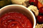 Guide d'une en profondeur à la sauce tomate (américain) italien maison (pour les pâtes, spaghetti, lasagne, etc..)