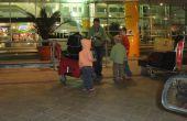 Comment ne jamais perdre vos enfants dans des endroits bondés comme aéroports