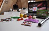 L'expérimentation MaKey maKey / Experimenteer met de MaKey MaKey