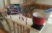 Entrée de Arduino à l'aide de LDR (résistance dépendant de la lumière) à l'unité de rotation