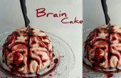 Sanglante du cerveau Cake
