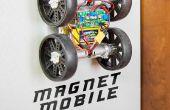 La MagnetMobile : Faire un mur rampant Rover