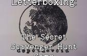 Letterbox : Le jeu de la chasse au Trésor Secret