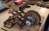 Table élévatrice à ciseaux électrique