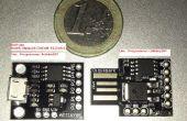 ATTINY85 - le plus petit Arduino
