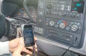 Ajout d'un ligne-en direct sur votre autoradio pour un lecteur iPod/mp3