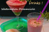Pastèque Dreamcicle & pastèque crème Cooler