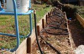 Irrigateur de gravité portable