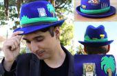 BRICOLAGE Sonic la hérisson Hat