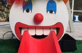 Putt Putt jeu de clown