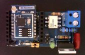ESP8266 MPSM v.2 DevBoard - interrupteur WIFI Web