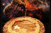 Le Infinity∞Pie (granola-caramel tarte au fromage)