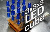 PIC 3x3x3 LED cube
